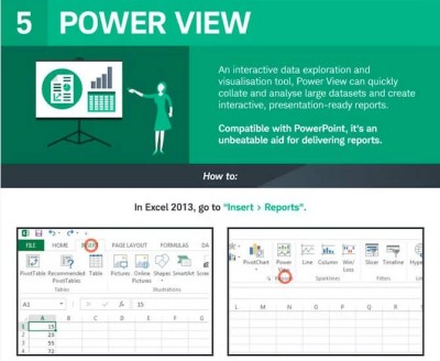 Excel Power Wiew