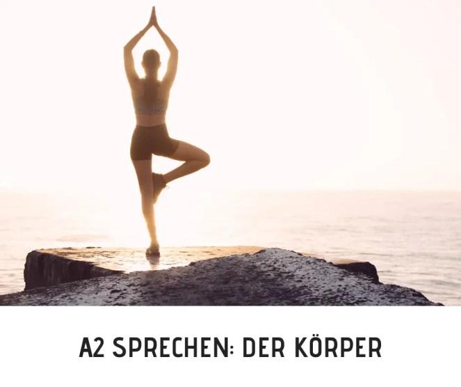 A2 SPRECHEN- DER KÖRPER