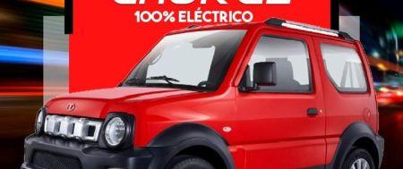 Sigue la Innovación Dayang Chok G Vehículo Eléctrico