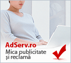 AdServ Intercer - Mica publicitate si reclama