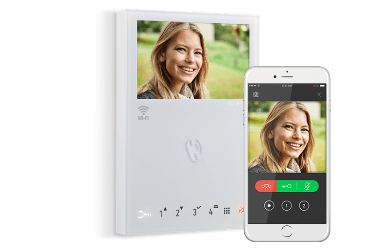 Comelit wifi intercom met app