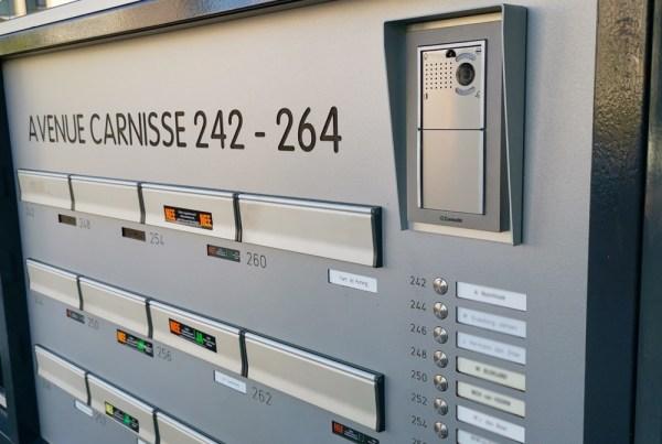 Intercom vervangen in Barendrecht