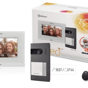 Golmar Vercoma SOUL 7'' intercom WiFi kit