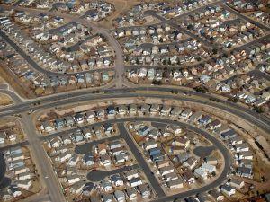 the effects of suburban sprawl