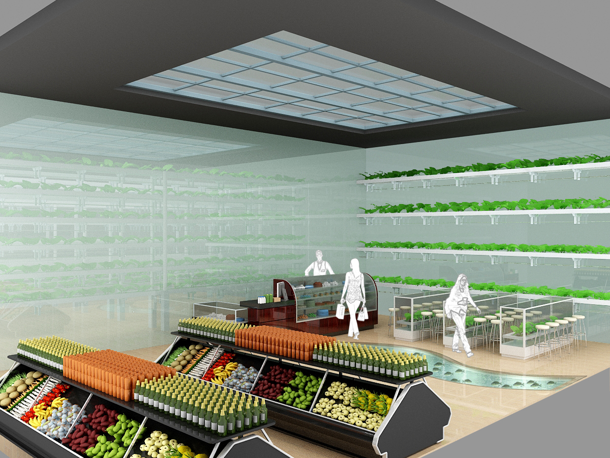 innovators target urban farming intercon. Black Bedroom Furniture Sets. Home Design Ideas