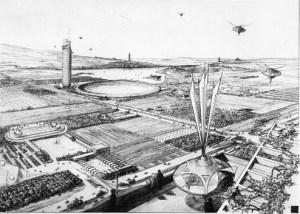 Frank Lloyd Wright Garden City