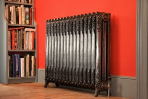 Cast iron radiators were once the cutting edge of heating technology