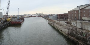 Gowanus Canal from the BQE
