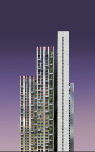WOHA Mumbai Green Tower