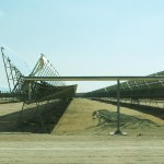 Tracking CSP Solar Troughs UAE
