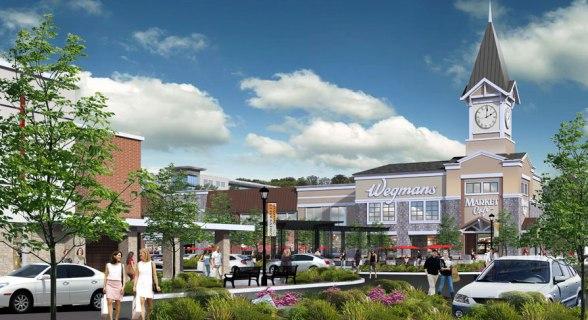 Westwood University Station Image