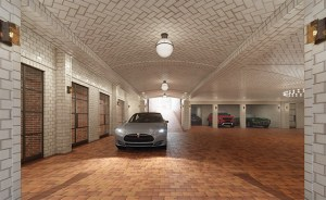 parking materials luxury