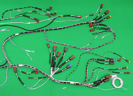 Electrical Wiring Harnesses, Wire Harness Assembly