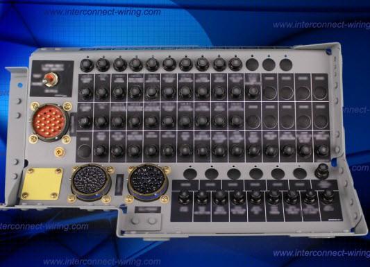 Aircraft Power Distribution Panels