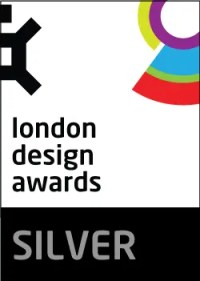 Driven by Design London Design Awards, Silver
