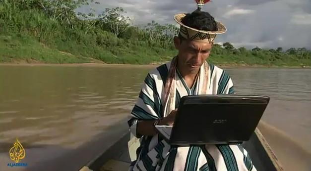 Ashaninka - the Internet Indians