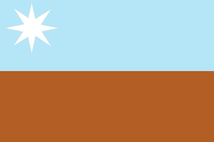 Flag of the Murrawarri Republic