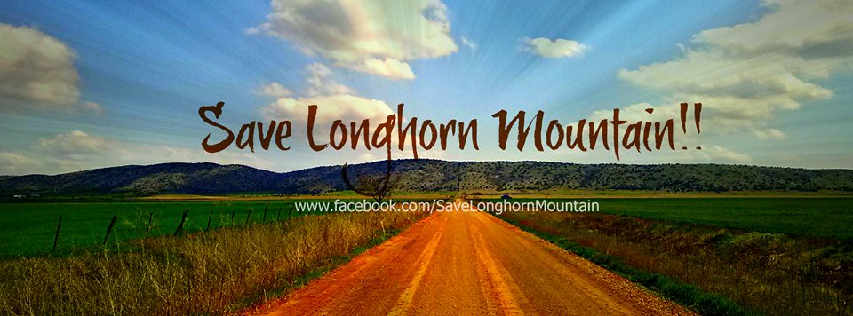 Save Longhorn Mountain