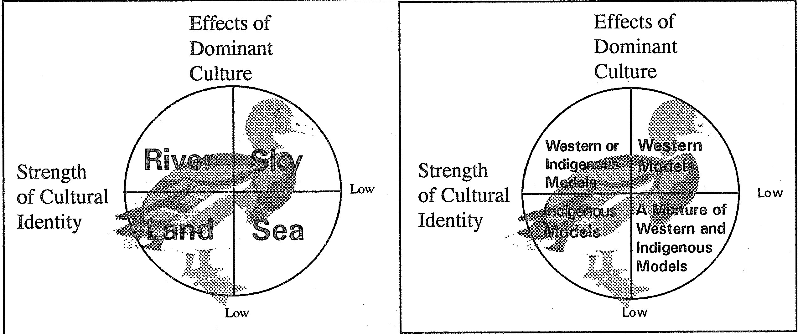 The Putangitangi model. Davis et al (1993)
