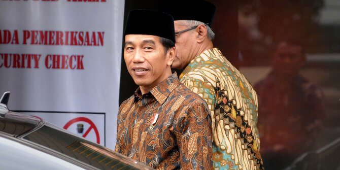 President Joko Widodo (aka Jokowi). Photo: Global Media Sharing on flickr