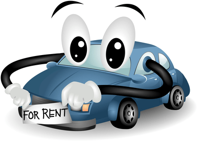 Car Rental Companies   Intercontinental Rent A Car Rent me sign