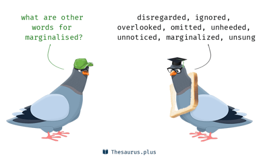 marginalised