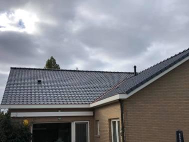 Renovatie dak sint kruis 2