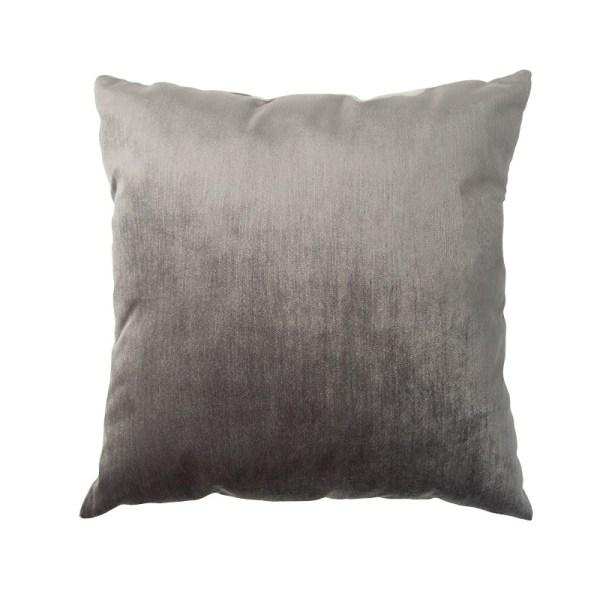 Jazz Silver декоративная серебряная подушка