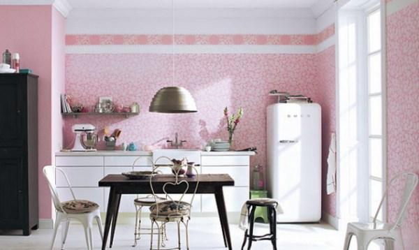 Какими обоями поклеить кухню – советы и идеи