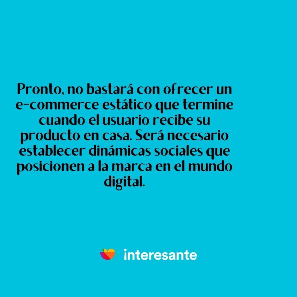 Nuevo retail establece dinámicas sociales y posicionamiento digital para e commerce