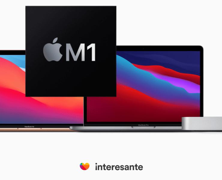 M1 de Apple para Mac