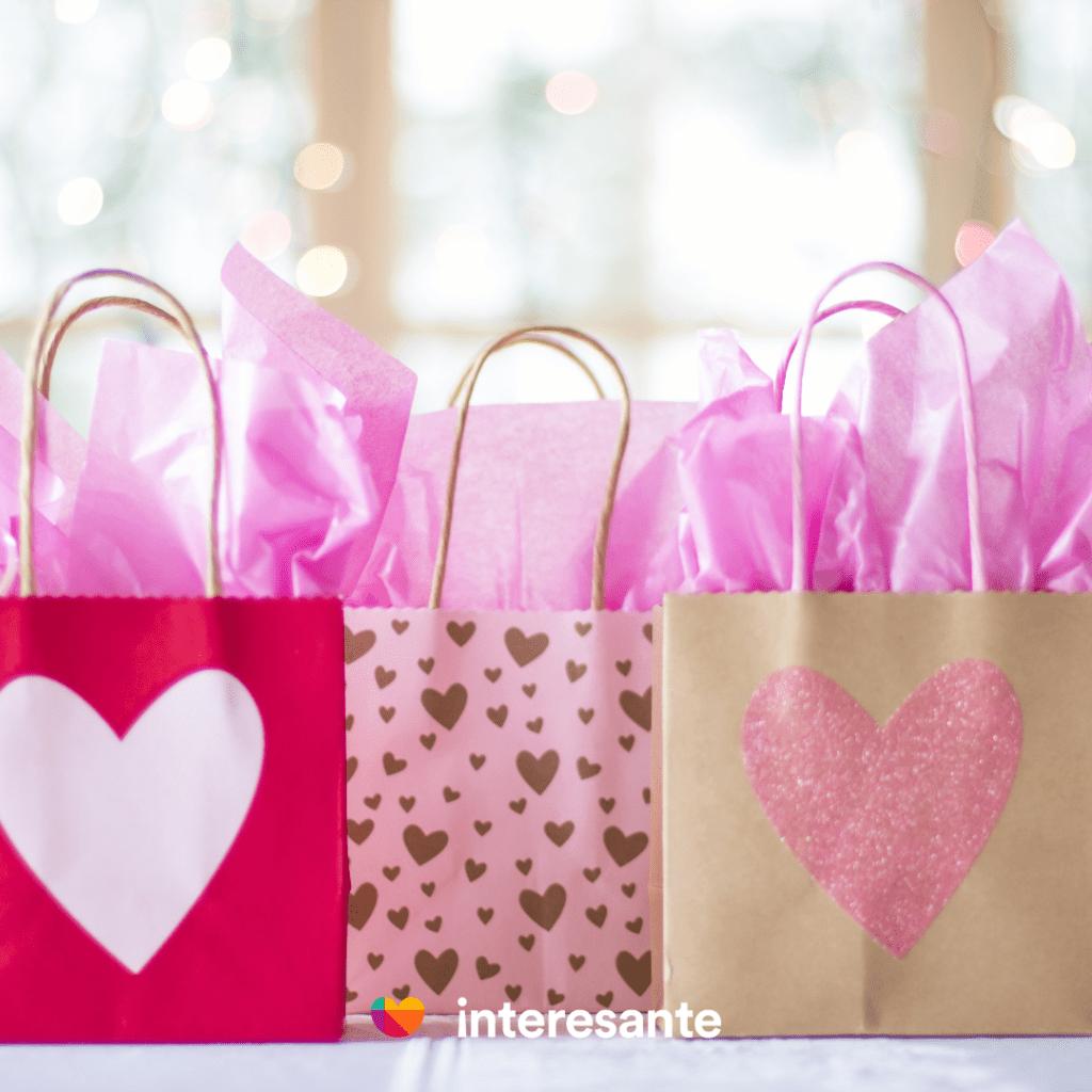 Regalos para el día de San Valentín