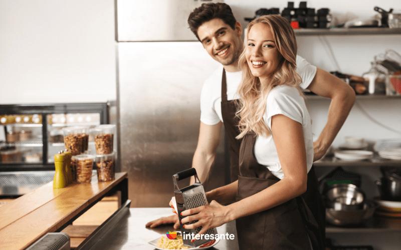 Regala experiencias el día del amor y la amistad: Cursos de cocina online