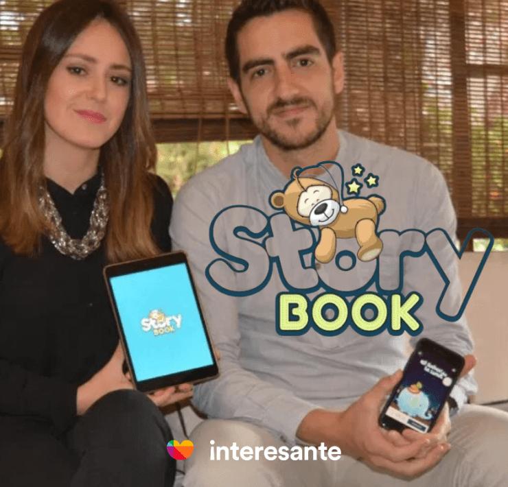 Storybook app