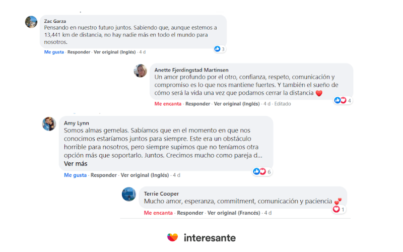 Comentarios grupo Love is not Tourism