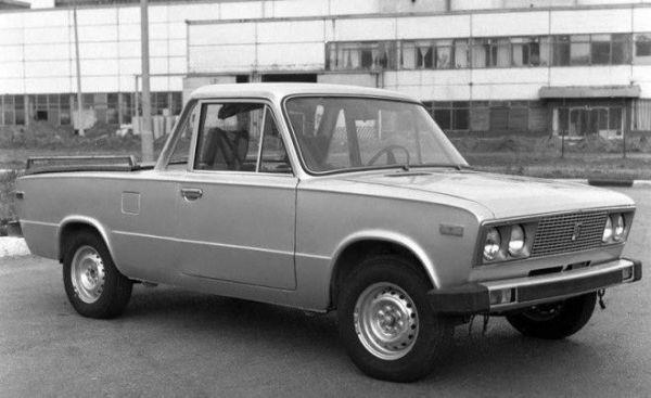 Пикапы в Советском Союзе (13 фото)