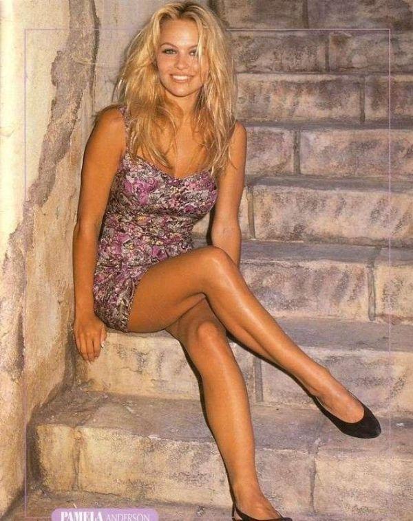 20 фото молодой Памелы Андерсон, которые заставят ваше ...