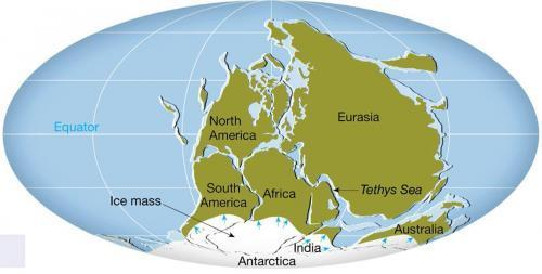 Tanah besar yang paling kecil. Apakah tanah besar yang paling kecil di planet 17