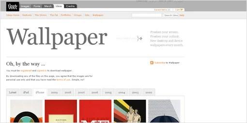 Veer: Ideas: Wallpaper: iPhone