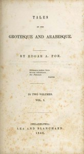 Poe title-page