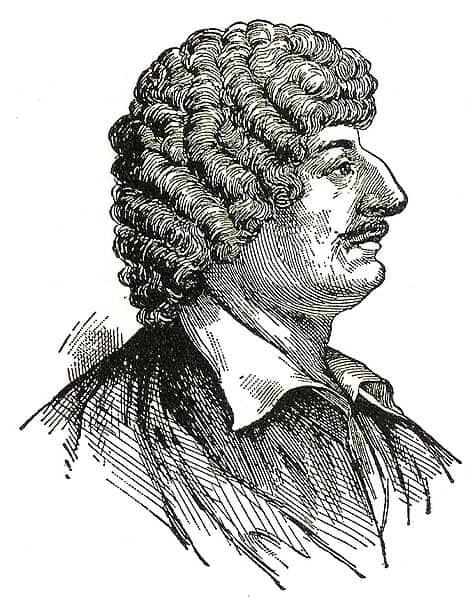 Robert Herrick father
