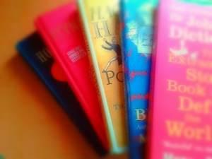 Books on English language
