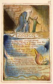 Summary of William Blake