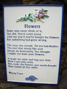 wendy-cope-flowers-poem