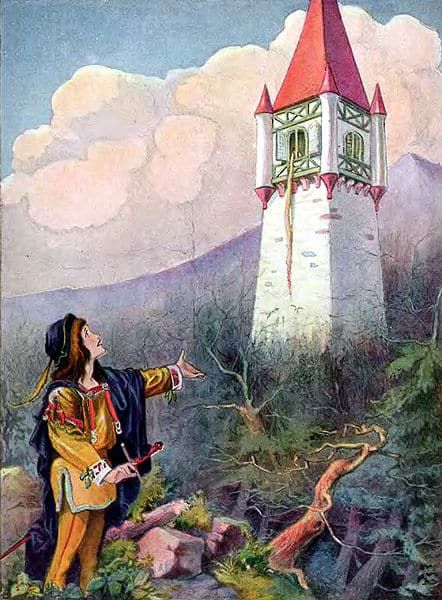 A Summary and Analysis of the Rapunzel Fairy Tale