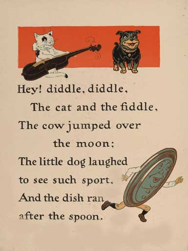The Cow Jumped Over the Moooooon Onesie Cow Jumped Over the Moon Nursery Rhyme Body Suit