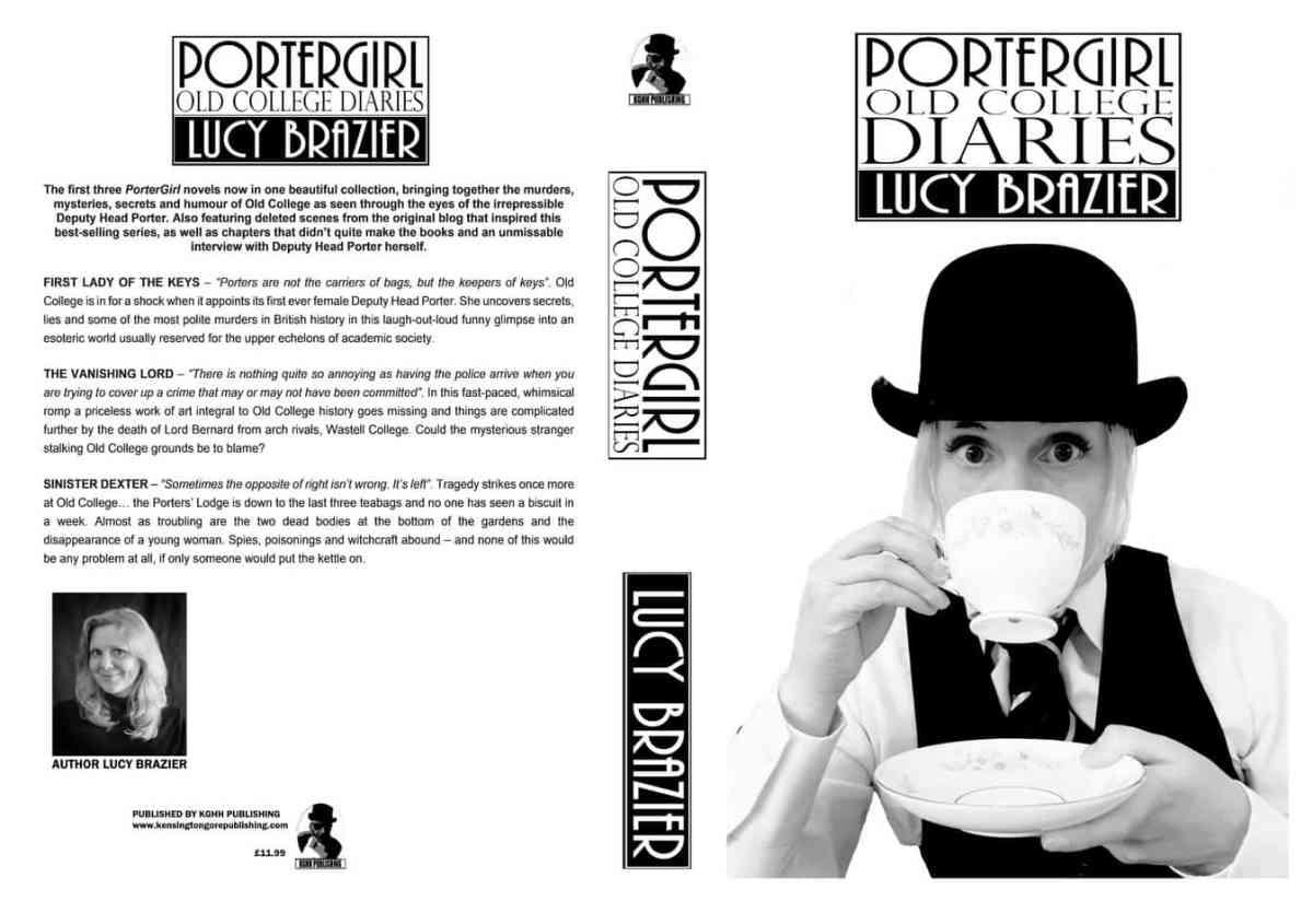 Guest Blog: Secret Diary of PorterGirl – Interesting Literature