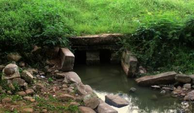 World first irrigation system
