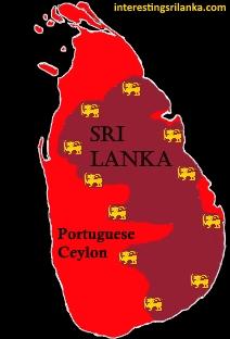 Portuguese Rule in Sri Lanka