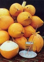 Sri Lankan King Coconut Water